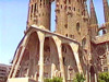 Catal�n architect Antonio Gaudi created controversy as easily as he created strange master works for Barcelona. His most famous work, the great cathedral, still dazzles the world.  Narrated in English.